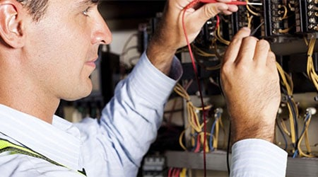 home electrical inspection