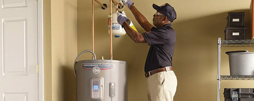 Hot Water Heater Install Repair